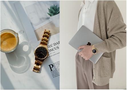 情侣间爱的赠礼|DW新款手表上手体验