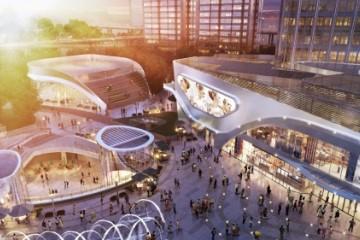首店品牌进驻博荟广场One East 共同打造全新黄浦滨江都市生活