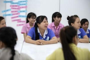赋能女性 盖璞集团P.A.C.E.项目受益人数创新高